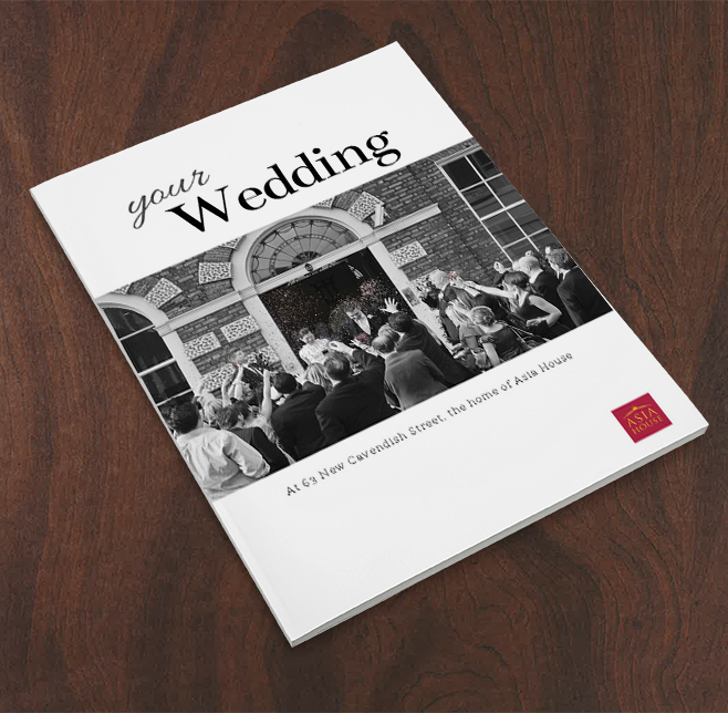 Wedding Brochure | Charlize Creative